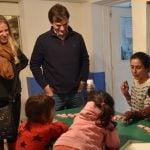 Galmarini otorgó un subsidio a la ONG Manos de la Cava