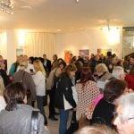 Se inauguró la muestra 20 Artistas Destacados en el HCD de Vicente López