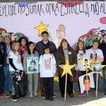 Vicente López homenajeó a familiares víctimas de tránsito