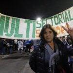 """García sobre Hebe: """"Hay un grupo de patoteros del partido judicial haciendo una persecución provocadora"""""""