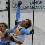 Oro olímpico sanisidrense: Santiago Lange junto a Cecilia Carranza ganaron medalla en yachting