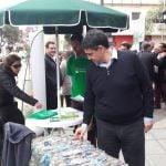 En Vicente López, se presentó el Día Verde