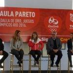 Paula Pareto fue declarada Ciudadana Ilustre de Tigre