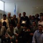 San Fernando distinguió al campeón olímpico Carlos Retegui
