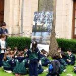 Escuelas de San Fernando visitaron la muestra de 'Caperucita y el Lobo'