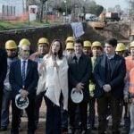 Obras en la Provincia: 33 mil puestos de trabajo y 23 mil millones de inversión