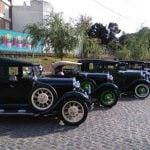 Vicente López celebra el Día Internacional del Ford A