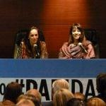 Galmarini y Donda debatieron sobre la paridad de género en la política