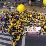 Desembarco amarillo en San Isidro