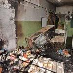 Detienen a tres personas por nuevos hechos de vandalismo en la Escuela Nº5
