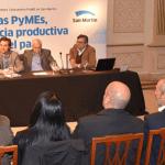 Se realizó un encuentro PyME en San Martín