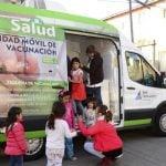 Se lanzó un nuevo plan de vacunación en los barrios de San Fernando