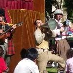 Este sábado habrá títeres, actuación y música en vivo en el Martinelli