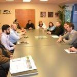 Katopodis recibió a PyMEs y clubes por el tarifazo eléctrico