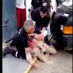Un agente del COT a las trompadas con un conductor en Benavídez