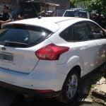 Tres detenidos tras persecución y tiroteo en San Martín