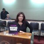 """Lili Aguirre: """"Nos siguen matando por ser mujeres y el Estado es responsable"""""""