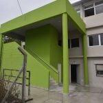 Avanzan las obras del nuevo Centro Comunitario de Villa Hidalgo