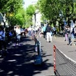 Se realizó un mini encuentro de Tenis para promover la Escuela Municipal
