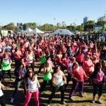 """""""Pink Party"""", una jornada de prevención del cáncer de mama en Vicente López"""