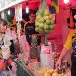 Especial Navideño en la Feria de las Colectividades en Villa Adelina