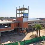 Avanza la obra del Cuartel de Bomberos de San Fernando