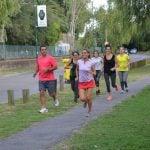 La moda del running pisa fuerte en zona norte