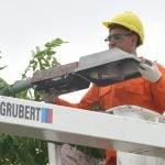 Se realizó la instalación de 800 nuevas luminarias en distintos barrios de San Martín