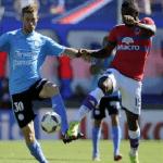Tigre venció a Belgrano por 2 a 1 en Victoria