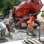 Se realizan obras en las localidades de Boulogne y Martínez