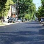 Lamadrid tiene un nuevo asfalto que va desde Boulogne a Villa Adelina