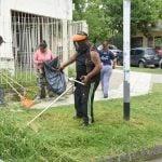 Continúan los trabajos en la prevención del Dengue en San Martín