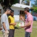 Se realizaron operativos de limpieza y prevención del dengue en Virreyes