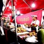 La 'Feria de las Colectividades' fue un paso obligado por San Fernando durante el fin de semana
