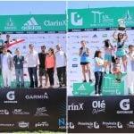 Vicente López: Miles de personas corrieron la 1/4 Maratón de Buenos Aires