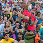 Entre juegos y el río, se realizará un festival musical en Tigre