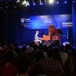Alumnos del taller de piano de Tigre tocaron en el Museo Reconquista