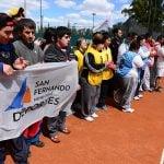 """San Fernando fue sede del Torneo Nacional de Tenis de """"Olimpiadas Especiales"""""""
