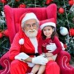 Papá Noel estará en los próximos días en la Plaza Mitre de San Fernando
