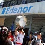 Tras una manifestación, Edenor suspendió el cobro a vecinos que reclamaban por aumentos excesivos