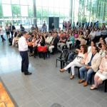 """Finocchiaro: """"Hacemos una gran inversión política en educación"""""""
