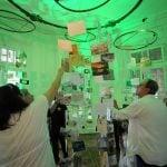 La muestra Arte Correo 2016 se expone en la Casa de las Culturas de Tigre