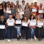 Galmarini y Beccar Varela entregaron diplomas de Informática y Plan FiNes