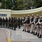 Desembarcaron 200 efectivos federales en San Isidro
