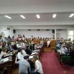 Se aprobó el presupuesto 2017 en Vicente López