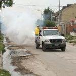 Continúa el Plan de Prevención del Dengue en todo el distrito