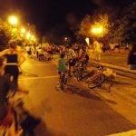 Vuelve el Paseo de Bicicletas nocturno a San Isidro
