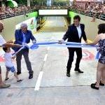 "San Fernando inauguró el túnel ""Dr. René Favaloro"" en ruta 202"