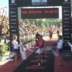 Hoy se corre el triatlón Ironman 70.3 en Tigre