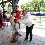 """Julio Zamora: """"Tigre ofrece cada vez más propuestas para los turistas"""""""